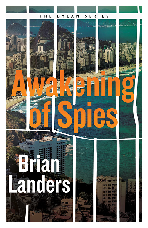 Awakening of Spies cover
